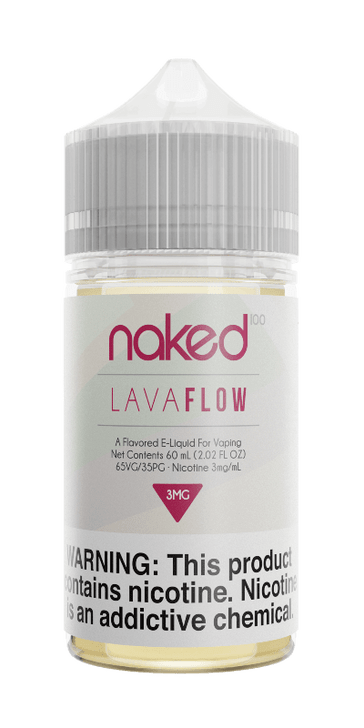Naked 100 E-Liquid - Lava Flow
