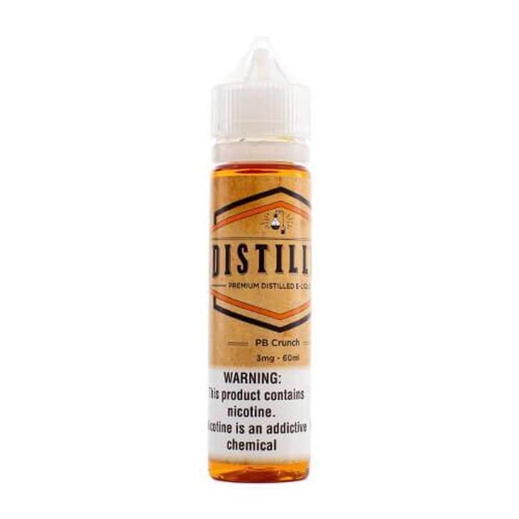 Distilled E-Liquid -  PB Crunch