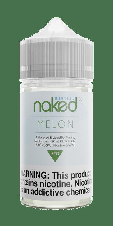 Naked 100 Menthol E-Liquid - Melon