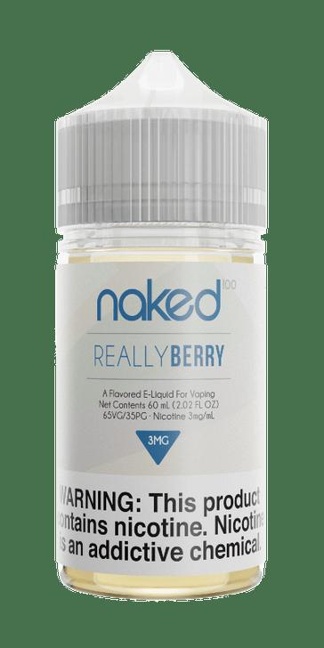 Naked 100 E-Liquid - Really Berry