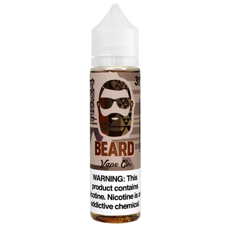 Beard Vape Co E-Liquid - No. 24 (Malted Caramel)