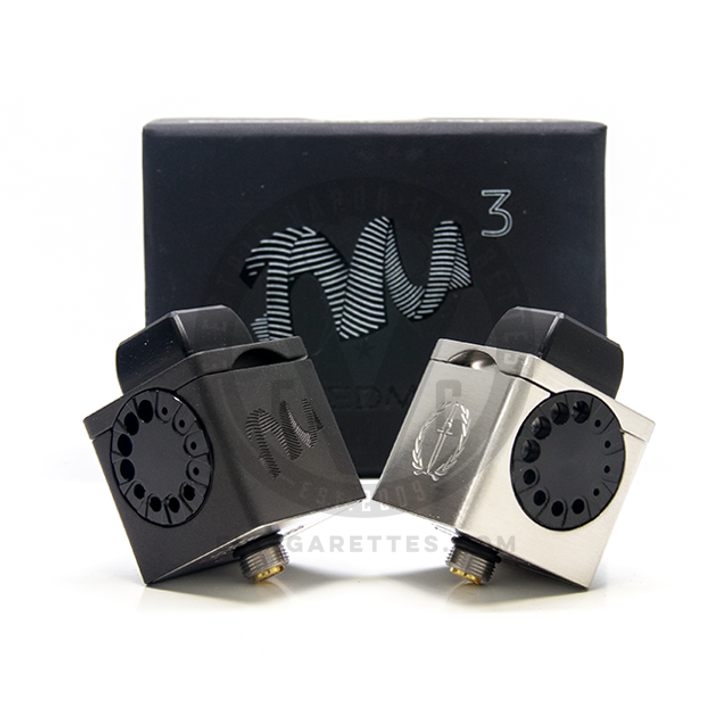 Aria x Twisted Messes Cubed 24mm RDA