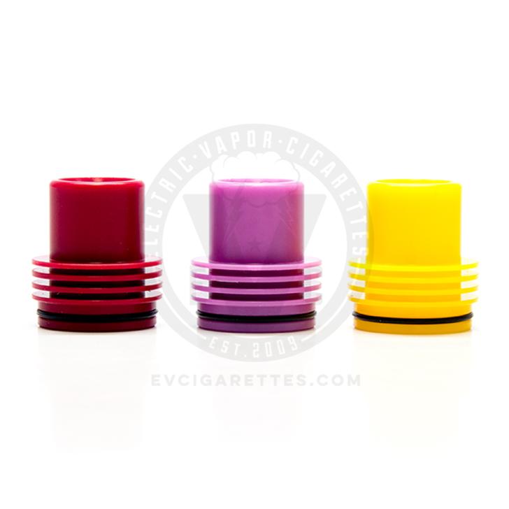 Plastic Colored Chuff Heatsink Top Cap
