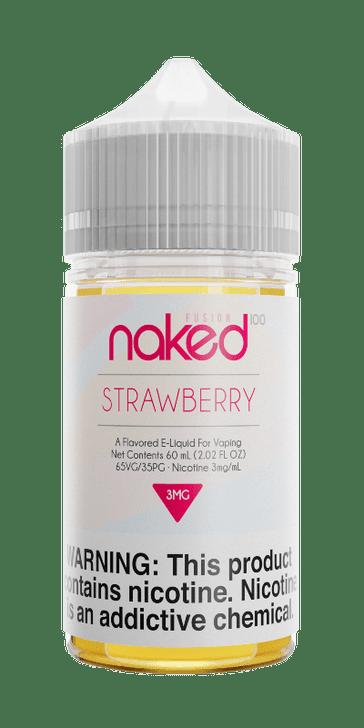 Naked 100 Fusion E-Liquid - Strawberry