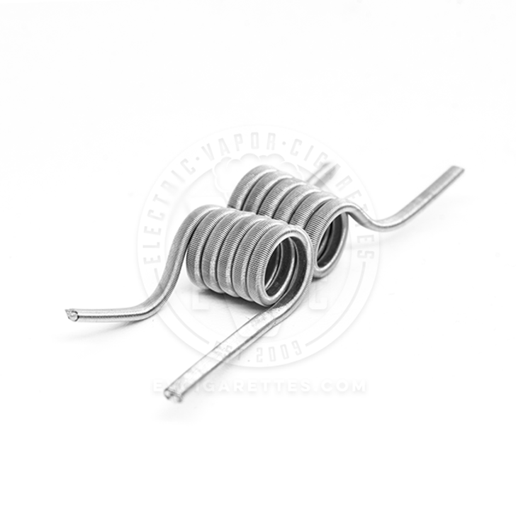 Kidney Puncher Premade N80 Fused Clapton Coils
