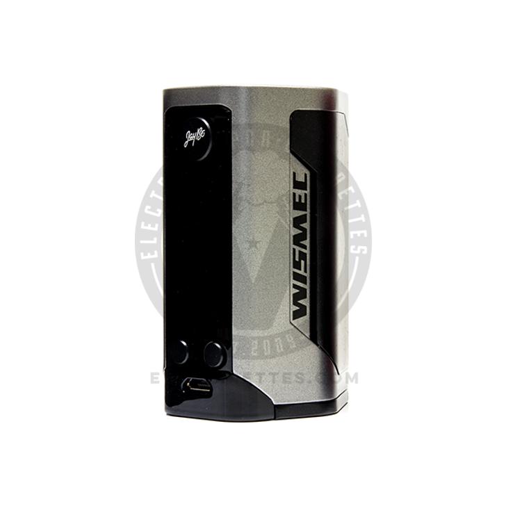 The Reuleaux RX GEN3 Mod in Grey