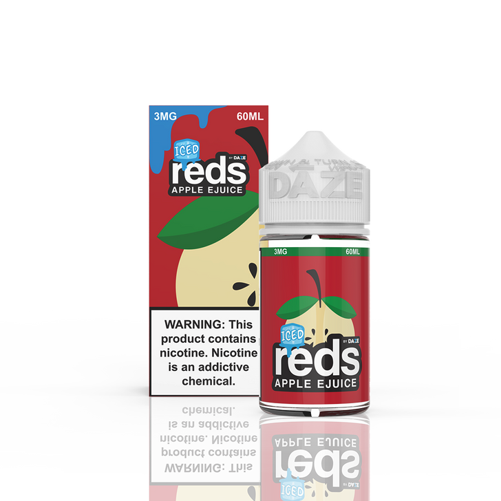 Reds Apple E-Liquid - Apple Iced