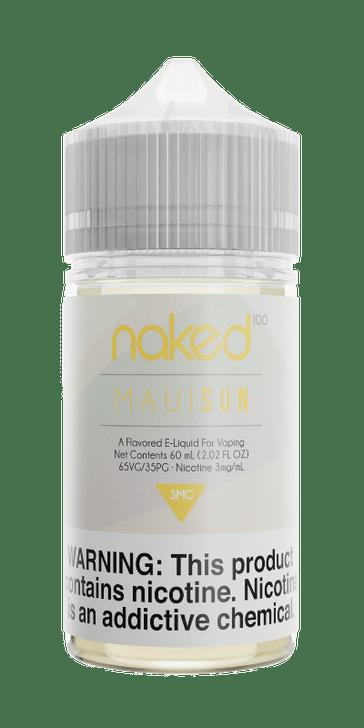 Naked 100 E-Liquid - Maui Sun