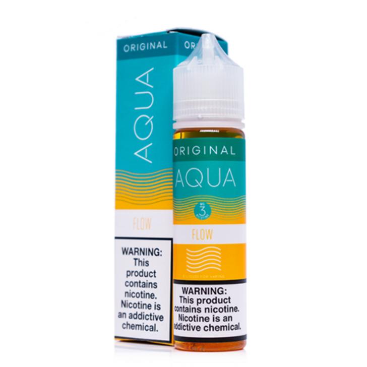 Aqua Original E-Liquid - Flow
