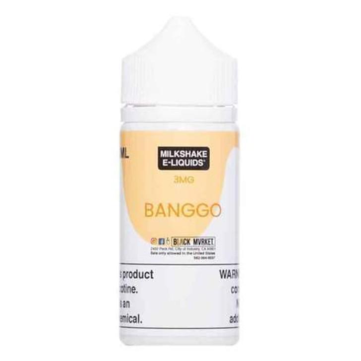 Milkshake Liquids E-Liquid - Banggo Shake