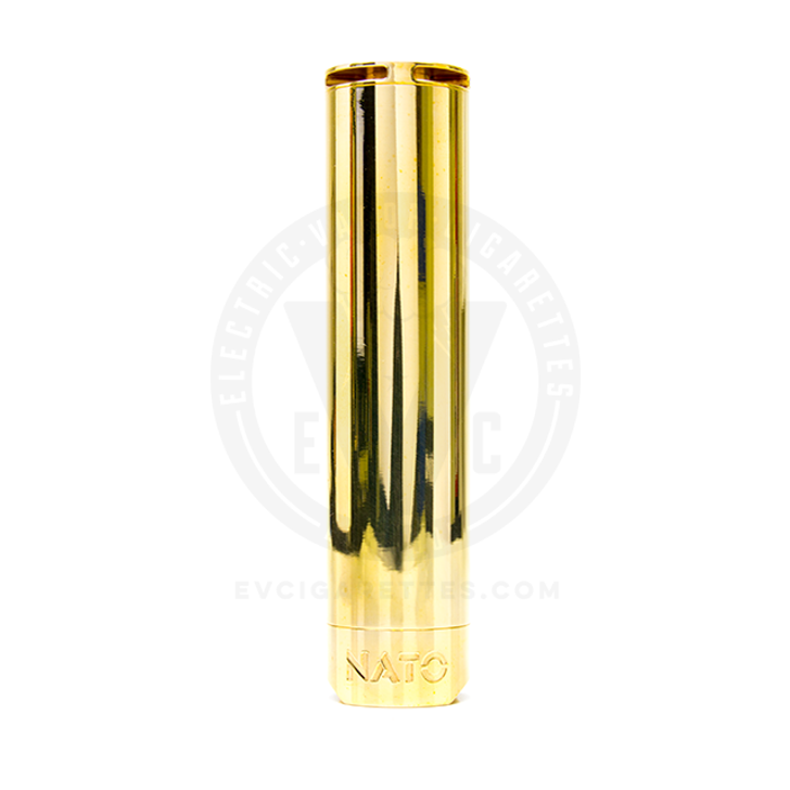 The NATO Mod by Vaperz Cloud & Asylum Mods is available in Polished Brass.