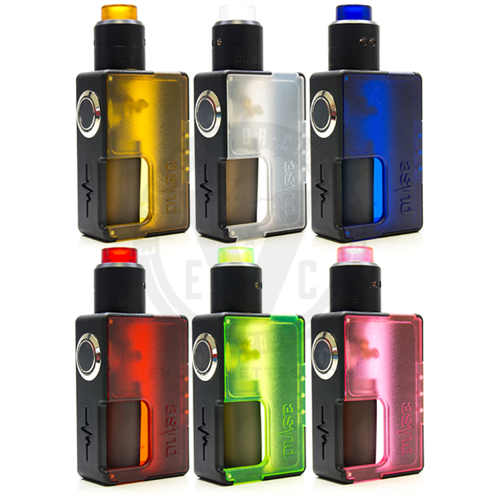 Pulse BF Squonk MOD / Kit by Vandy Vape