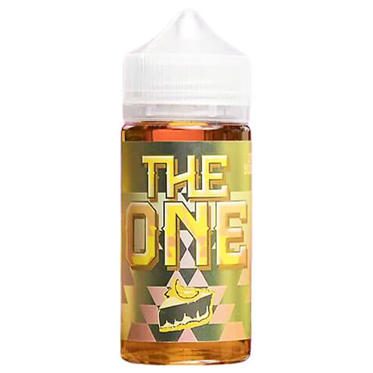 The One E-Liquid - The One Lemon