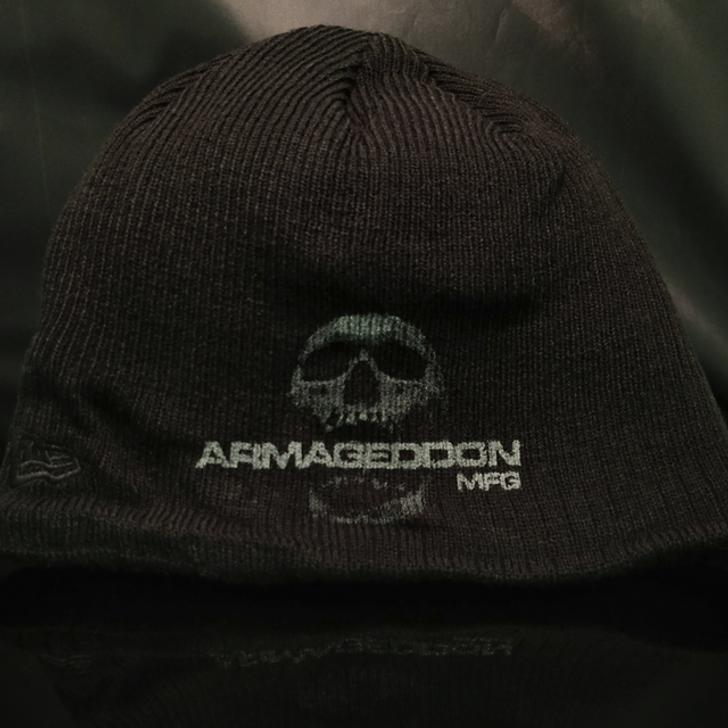 Armageddon Skull Cap by Armageddon Mfg.
