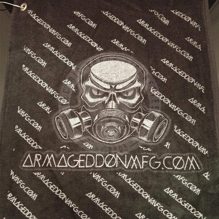 Armageddon Vape Rag by Armageddon Mfg.