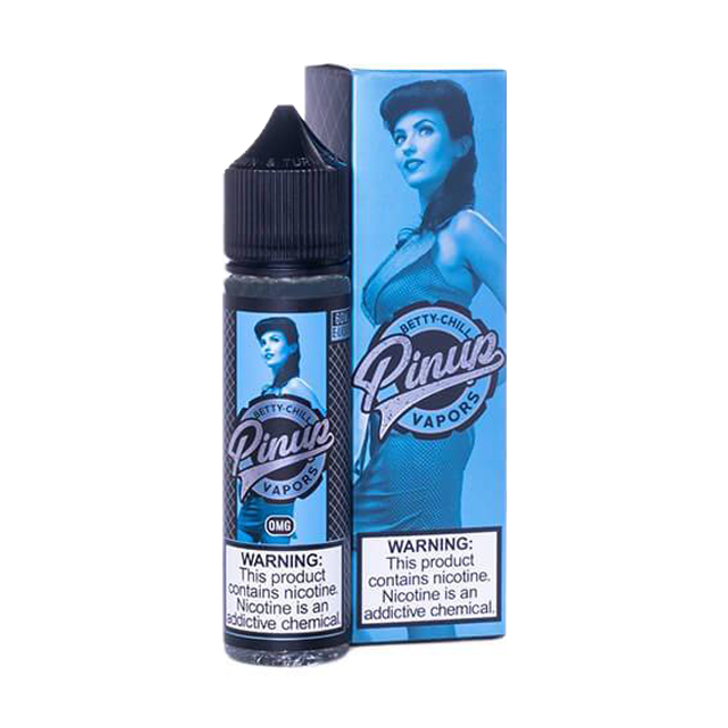 Pinup Vapors E-Liquid - Betty Chill