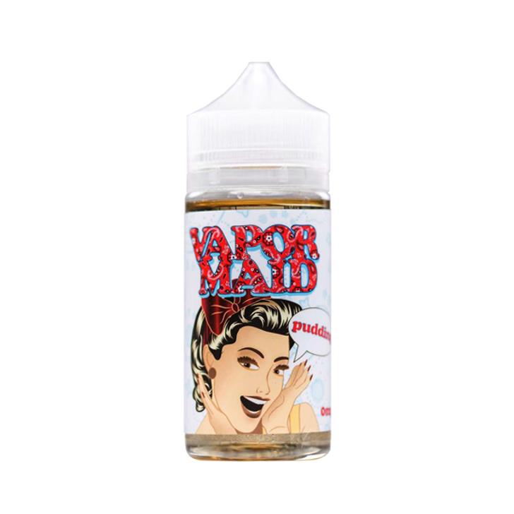 Vapor Maid E-Liquid - Pudding