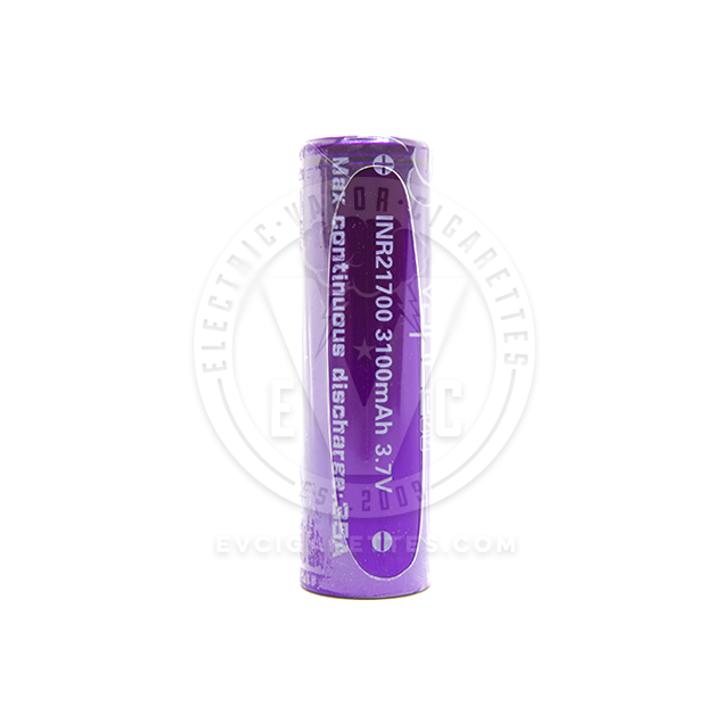 VapCell INR21700 3100mAh Battery - 35A (PURPLE)