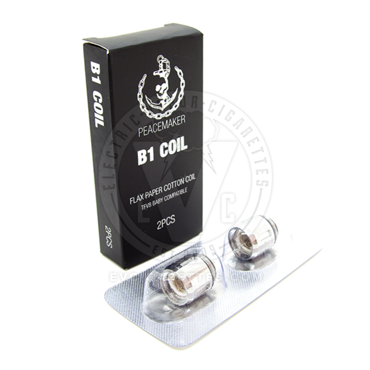 PeaceMaker Atomizer Coil Heads by Squid Industries (2pc/5pc)