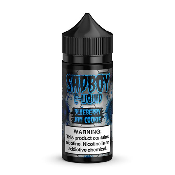 Sadboy E-Liquid - Blueberry Jam Cookie