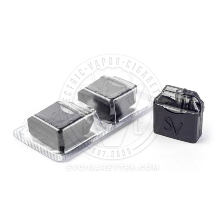 Mi-Pod Pod Cartridge Replacement by Smoking Vapor (2pk)