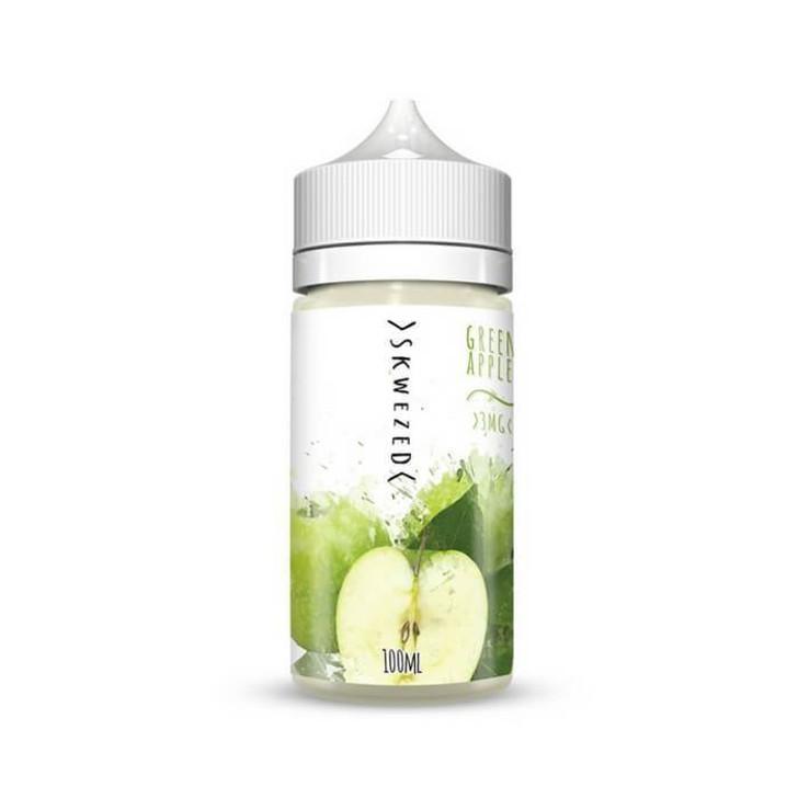 Skwezed Fruits E-Liquid - Green Apple