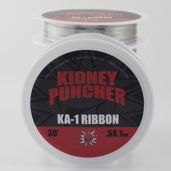 Kanthal A-1 Ribbon Wire Spool by Kidney Puncher