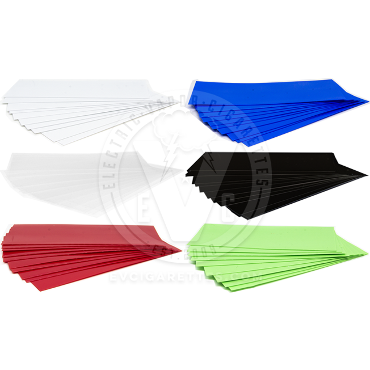 PVC Heat Shrink Battery Wrap for 20700 (10pc)