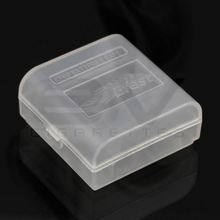 Plastic Carry Case for 18350 Li-Ion Batteries