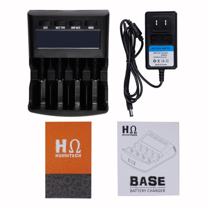 Hohm Base V3 Oscillation Charger by Hohm Tech
