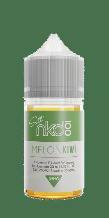 Naked 100 Salt E-Liquid - Melon Kiwi