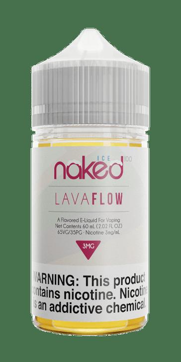 Naked 100 Ice E-Liquid - Lava Flow Ice