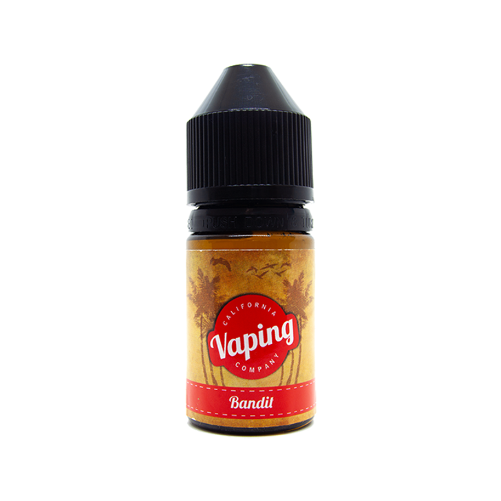 California Vaping Company Salt E-Liquid - Bandit SALT