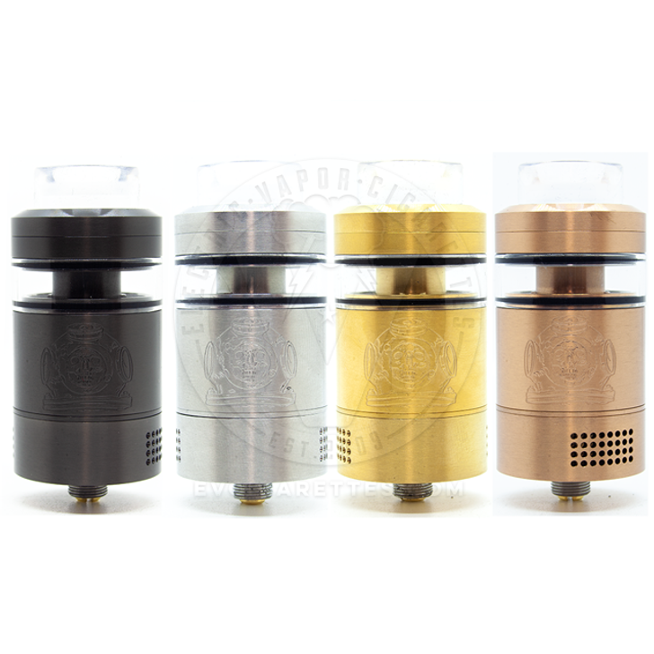 The Isolation Tank 26mm RTA by Deathwish Modz