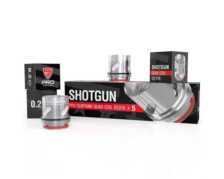 VGOD Shotgun (Pro Subtank) Coil Head Replacement (5pc)