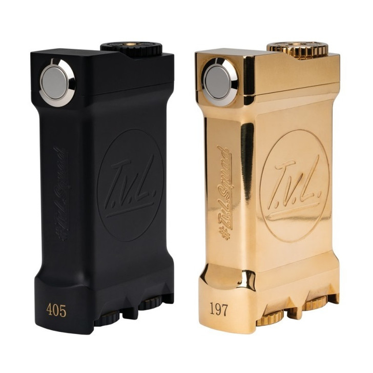 The Collab Parallel Mechanical Box MOD by Plan B Supply Co. x TVL