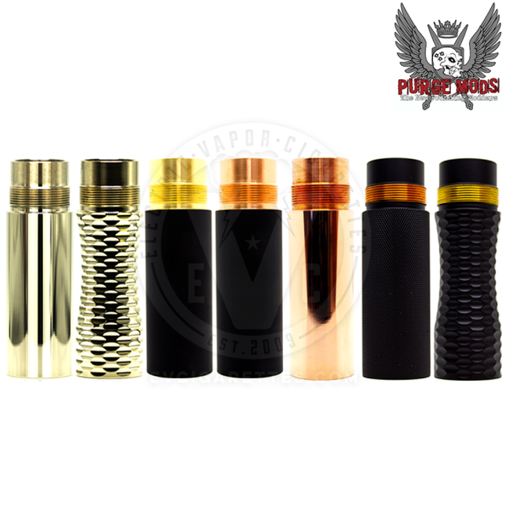 21700 Stack Tube by Purge Mods