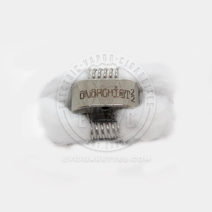 Goat Heads Pre-Built Coils by OhmBoyOC x GrimmGreen (2pcs)