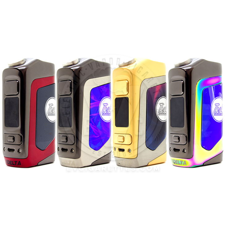 Delta Squonk Mod / Kit by Revenant & TVL