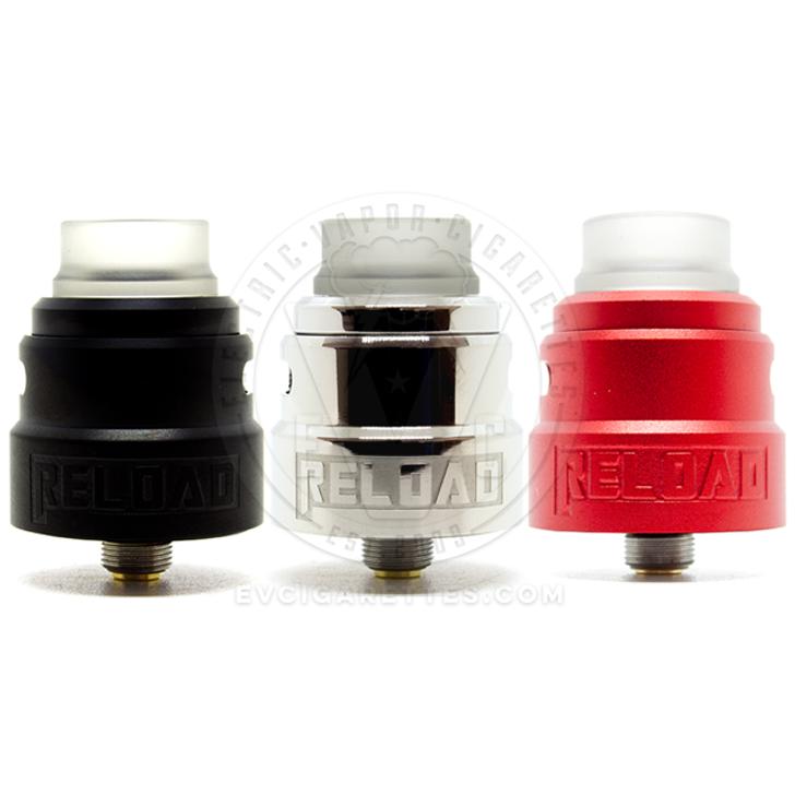 ReLoad S 24mm RDA by Reload Vapor USA