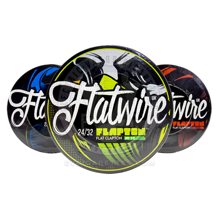 10' Flapton Wire Spool by Flatwire UK