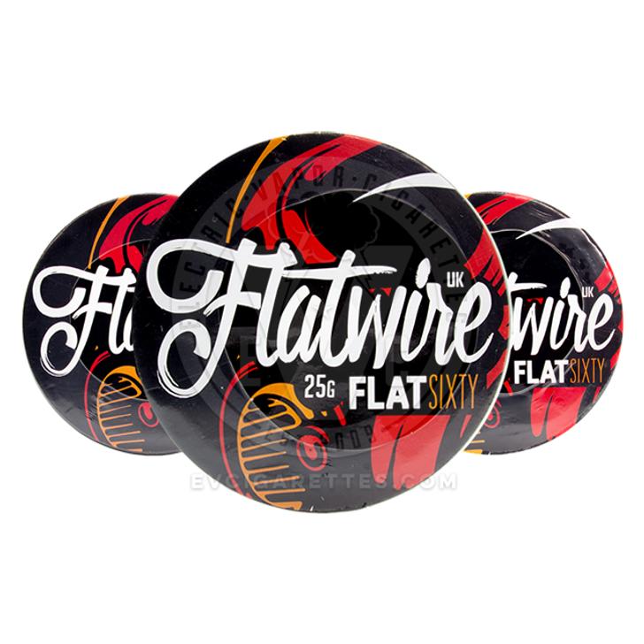 10' Flat Sixty (HW6015) Wire Spool by Flatwire UK