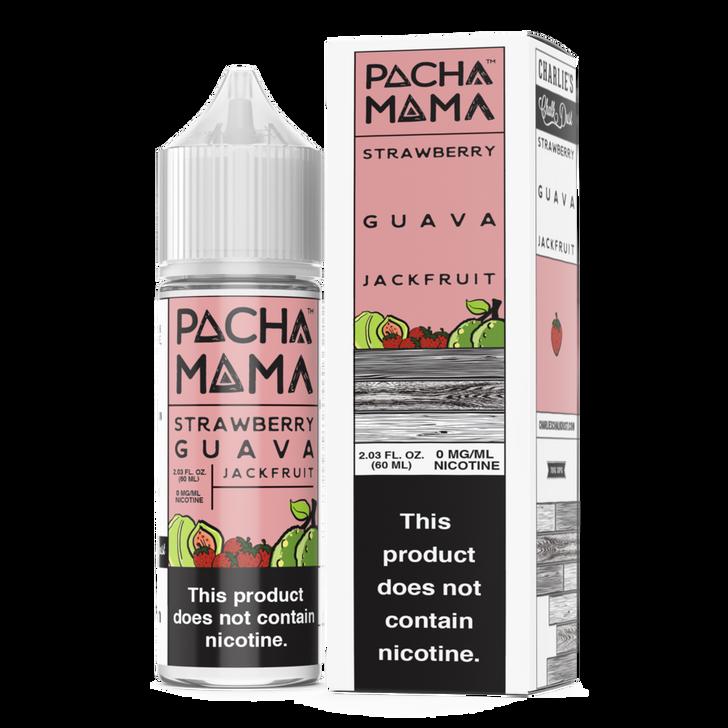 Pachamama E-Liquid - Strawberry Guava Jackfruit