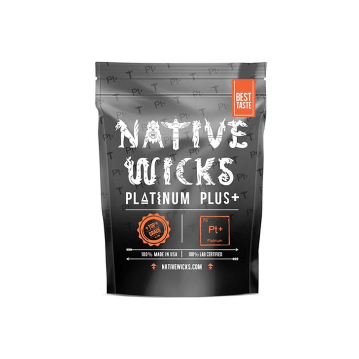 Native Wicks Platinum Plus Cotton Blend