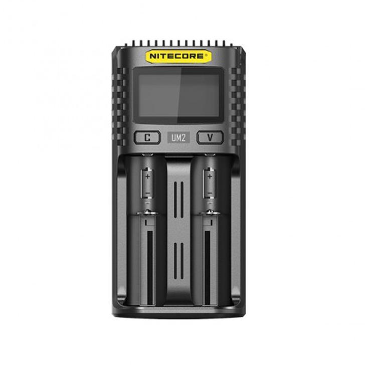 Nitecore UM2 Intelligent USB Dual-Slot Battery Charger