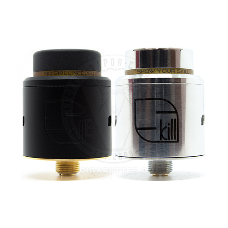 Skill 24mm RDA by Twisted Messes x VapersMD