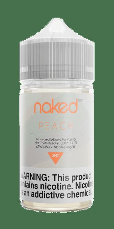 Naked 100 E-Liquid - Peach