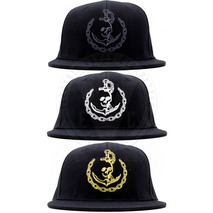 Squid Logo Snapback Hat by Squid Industries