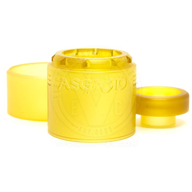 Asgard 30mm Ultem Cap Set by Vaperz Cloud