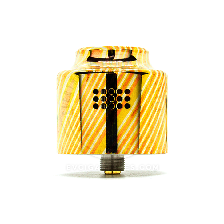 Centurion v2 (Mokume Gane) 30mm RDA  by Cloud Chasers Inc (CCI)